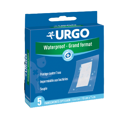 URGO Waterproof – Grand Format